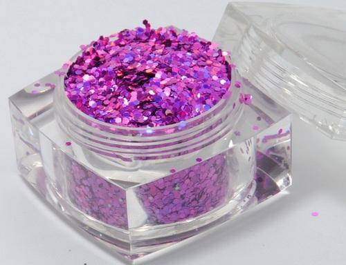 Glitter Powder - Rainbow Glitter Powder Manufacturer from