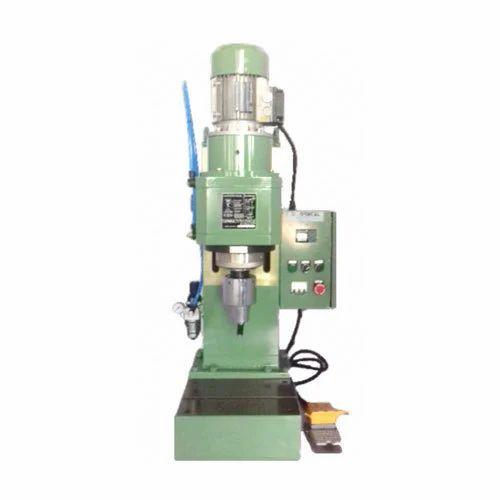 Riveting Machine - Hydraulic Riveting Machine Manufacturer from Nashik
