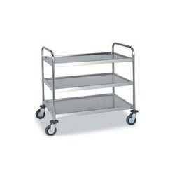 Disposable Plate Trolley