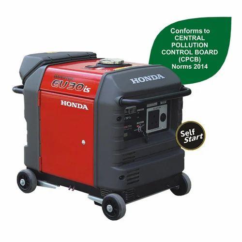 Wspaniały Honda EU 30IS Inverter Generator at Rs 100000 /unit | Honda Diesel XW94