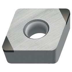 Polished CBN Inserts, For Industrial, Material Grade: Carbide