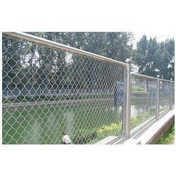 Outdoor Wire Mesh Chain Link Fencing