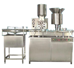 Industrial Bottle Filling Machine