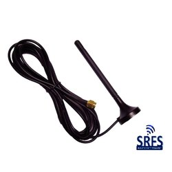 GSM Rubber Duck Magnetic Antenna 3 dBi