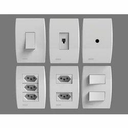 White Siemens Switches, 220 V