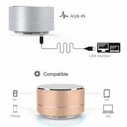 Metal Bluetooth Speaker