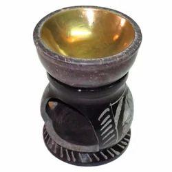 Soapstone Oil Burner