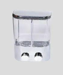 2in1 soap dispenser