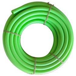 Green PVC Suction Pipe