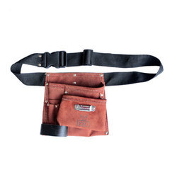 d28816994c05 SIR-G 5 Pocket Suede Leather Pink Tool Belt Pouch Lp 34 at Rs 824 ...