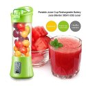 USB Juicer With Power Bank