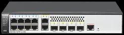 Huawei Grey LAN  Capable S5720-12TP-LI-AC, 10W