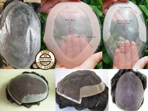 Non Surgical Hair Replacement System