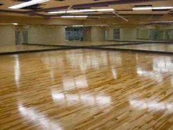 Aerobic Halls Flooring