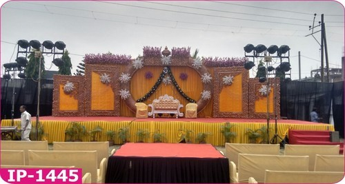 Stage decoration stage decoration nilkanth handicraft ahmedabad stage decoration junglespirit Images