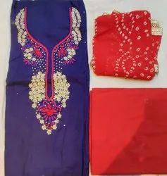 Bead Work Salwar Suits