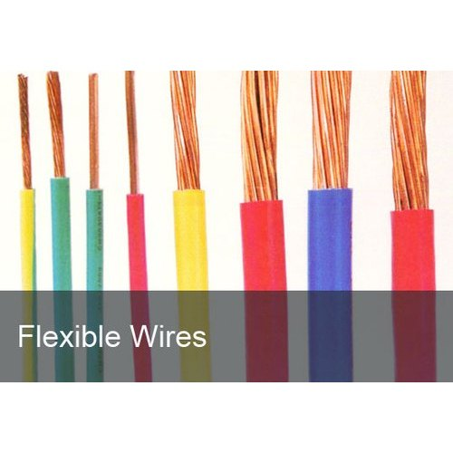 High Voltage Flexible Wire on