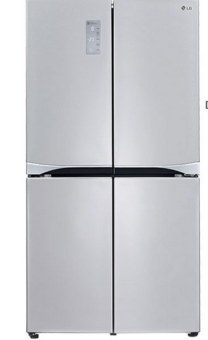 Lg French Door Refrigerator View Specifications Details Of Lg