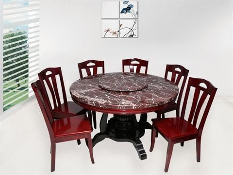 6 Seater Round Dining Table Sets