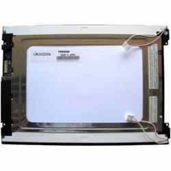 White LCD Display for CNC Machine