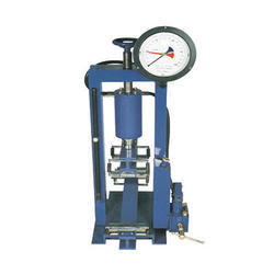 Flexural Testing Machine (Hand Operated)