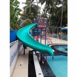 Amusement Park Slide