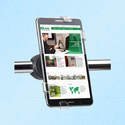 X-tend Pole Mount Tablet Holder - 570057