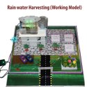 Rain Water Harvesting (Working Model)