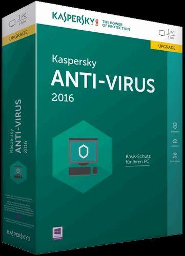 Kaspersky Lab Kaspersky Anti-Virus 2016, Zaco Computers Private