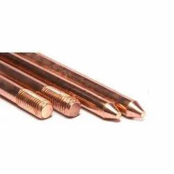 Copper Bonded Earth Rod In 250 Micron