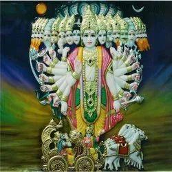 Vishnu Virat Avatar Statue