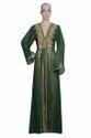 Tunisian Cultural Walima Gown Traditional Kaftan