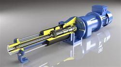 Dosing pump (multiplexing of plunger pump)