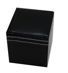 Customized Leatherette Pen Stand