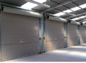 Full Height Industrial Rolling Shutters