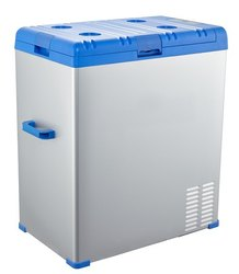 Electric Stainless Steel Mobile Freezer, L575*w365*h665 Mm, Refrigerant used: R134a