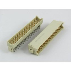 Cream Euro Connectors, For Audio & Video