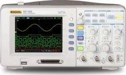 Rigol DS1102D 100MHz 2 analog 16 digital ch MSO