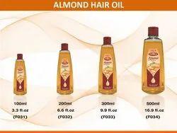 JINX Hair Growth Almond Hair Oil