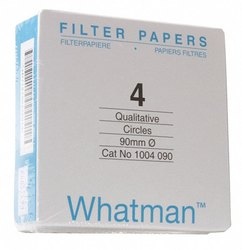 Plastic Round Whatman Filter Papers, For Laboratory