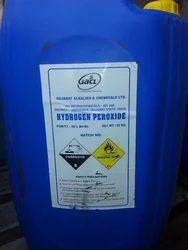 GACL Liquid Hydrogen Peroxide, Packing Size: 50 Kg
