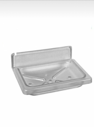 Acrylic Poloworld unbreakable Square Soap Dish
