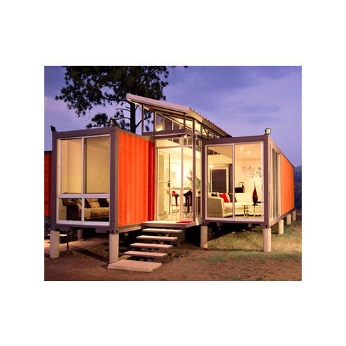 Steel High Strength Container House, Rs 200000 /unit