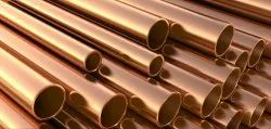 Totaline Coil Copper Pipe, For Air Condition, Size: 1-2