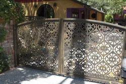 Mild Steel Safety Gate