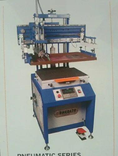 Automatic Servo Screen Printing Machine