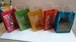 Jute Window Bag
