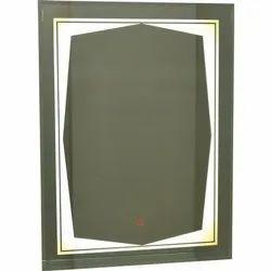 Wall Mounted LED Designer Mirror