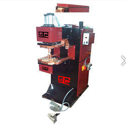 Double Head Spot Welding Machine