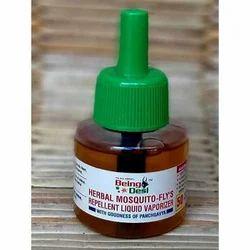 Being Desi Herbal Mosquito Repellent Liquid Vaporizer Refill, Packaging Size: 45 ml
